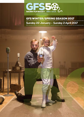 Galway Film Society Winter Spring Brochure 2017
